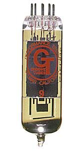 Groove Tubes EL84 Duet, European Tubes