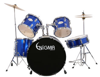 Enigma EN522 Drum Kit, 5-Piece