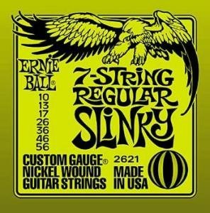 Ernie Ball 7-String Regular Slinky