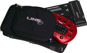 Line 6 Shortboard and PodXT Gig Bag