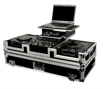 Odyssey FZGS12CDJW DJ Coffin Case