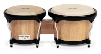 Gon Bops Fiesta Series Wood Bongos