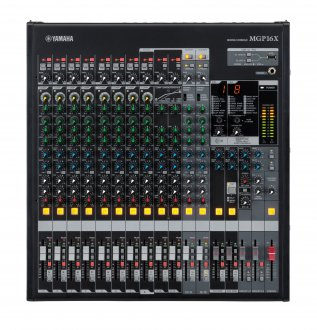 Yamaha MGP16X Premium Mixer, 16-Channel