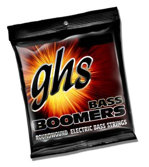 GHS Bass Boomers 8-String Bass Strings