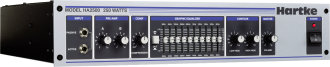 Hartke 2500 Bass Amplifier Head