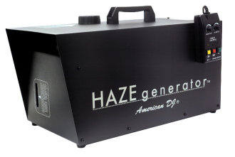 American DJ Haze Generator Fog Machine