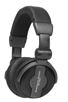 American Audio HP550 DJ Headphones