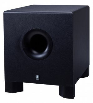 Yamaha HS10W Active Subwoofer