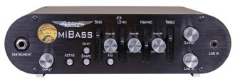 Ashdown MIBASS220 Compact Bass Amp Head