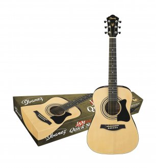 Ibanez IJV30 Jam Pack Acoustic Pack
