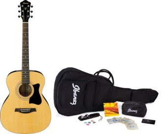 Ibanez IJVC100S Acoustic Jam Pack