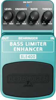 Behringer BLE400 Bass Limiter Enhancer