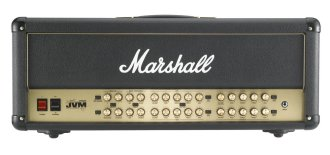 Marshall JVM410HJS Joe Satriani Head