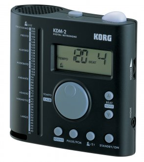 Korg KDM2 True Tone Advanced Metronome
