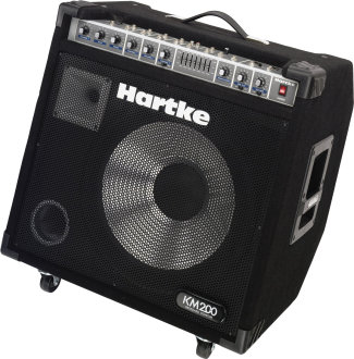 Hartke KM200 Keyboard Combo Amplifier