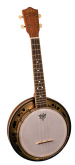 Lanikai LBUC Concert Banjolele, Gig Bag