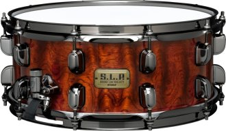 Tama SLP G Bubinga Snare Drum