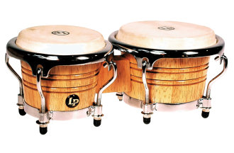 Latin Percussion Mini Tunable Bongos