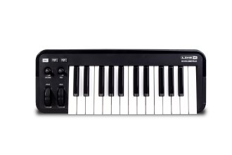 Line 6 Mobile Keys 25 MIDI Controller