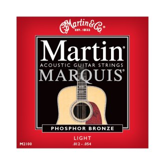 Martin M2100 Marquis Acoustic Strings