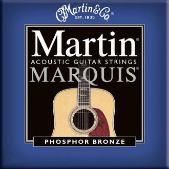Martin M2200 Marquis 92/8 Strings