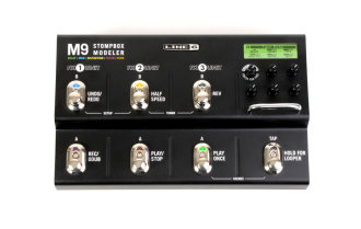 Line 6 M9 Stompbox Modeler Pedal
