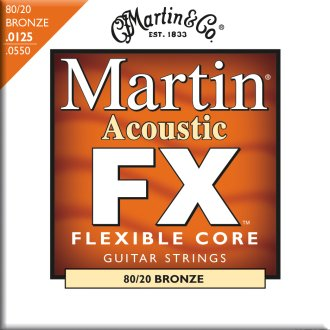 Martin FX 80/20 Acoustic Strings
