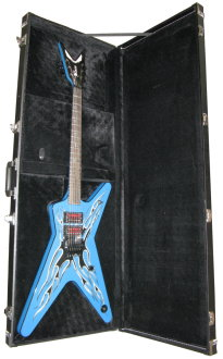 Dean Hardshell Case for ML-Style Guitars