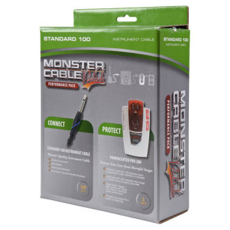 Monster Standard 100 Cable Pro 200 Pack