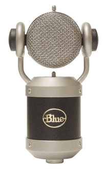 BLUE Mouse Large-Diaphragm Condenser Mic