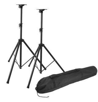On-Stage SSP7850 Pro Speaker Stand Pack