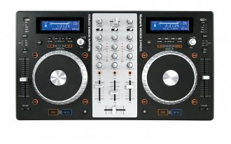 Numark MixDeck Express USB CD DJ Control