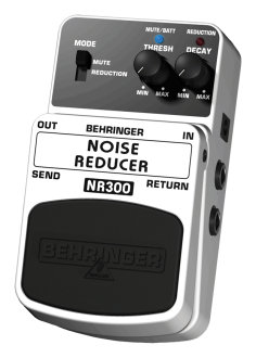 Behringer NR-300 Noise Reduction Pedal