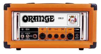 Orange OR15 Guitar Amplifier Head