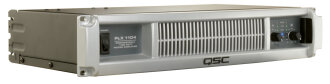 QSC PLX1104 Lightweight Power Amplifier