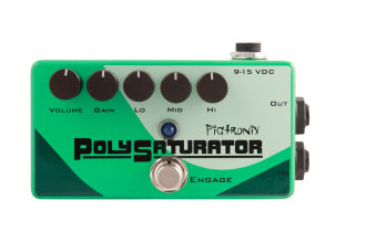 Pigtronix PolySaturator Distortion EQ