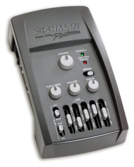 Fishman Pro EQ Platinum Acoustic Preamp