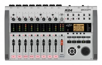 Zoom R24 24-Channel Multi-Track Recorder