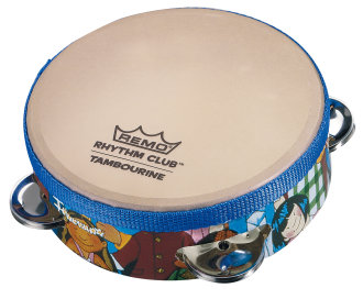 Remo Rhythm Club Kids Tambourine