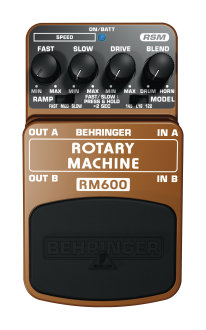 Behringer RM-600 Rotary Machine Pedal