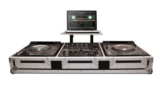 Road Ready RRCDJ200010W DJ Case
