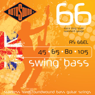 Rotosound Swing X-Long Scale Bass String