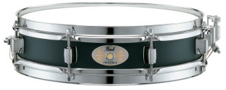 Pearl S1330B Black Steel Piccolo Snare