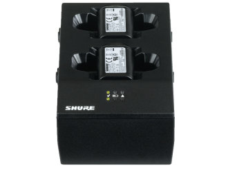 Shure SBC200-US Dual Docking Charger