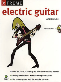 SMT Xtreme Electric Guitar Book and CD