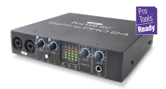 Focusrite Saffire Pro 24 Audio Interface