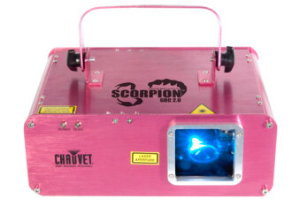 Chauvet Scorpion GBC 2.0 Laser Light