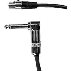 Shure WA304 Instrument Wireless Cable
