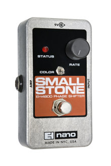 EHX Nano Small Stone Phase Shifter Pedal