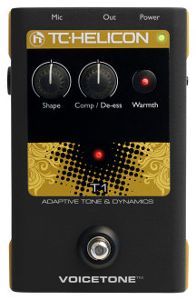 TC Helicon VoiceTone T1 Adaptive Tone